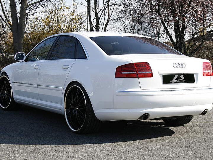 News Alufelgen Audi A8 4e Umbau 22 Zoll Alufelgen