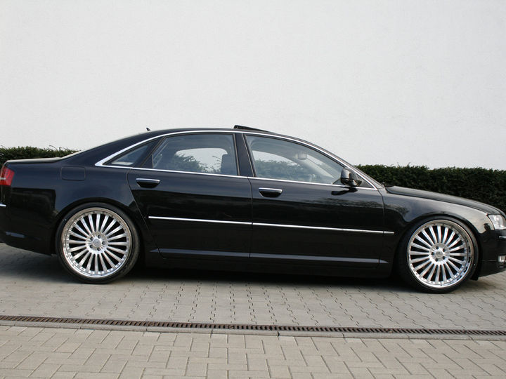 News Alufelgen Audi A8 4 2l Mit 22zoll Ls Exclusiv Felgen