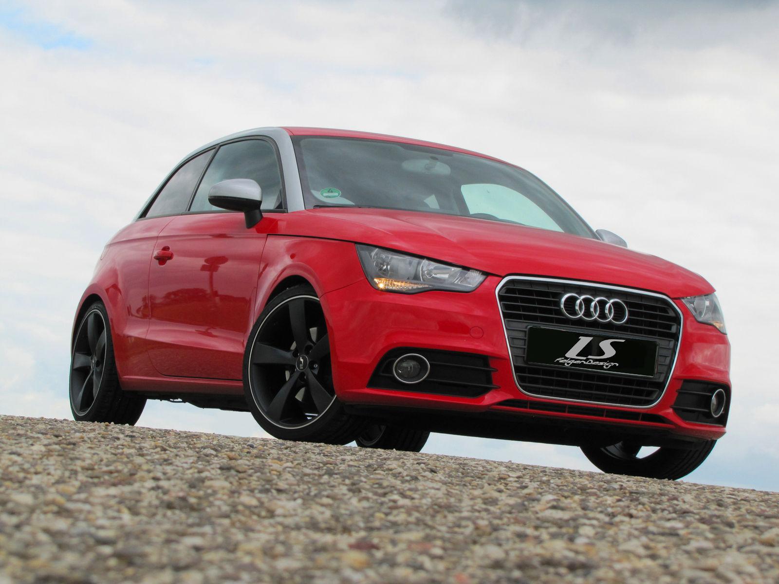 News Alufelgen Für Audi A1 18zoll Alufelgen Aus Eig Fertigung 8x18 5x100 Et35 Mit 215 35zr18 Und H R Federn