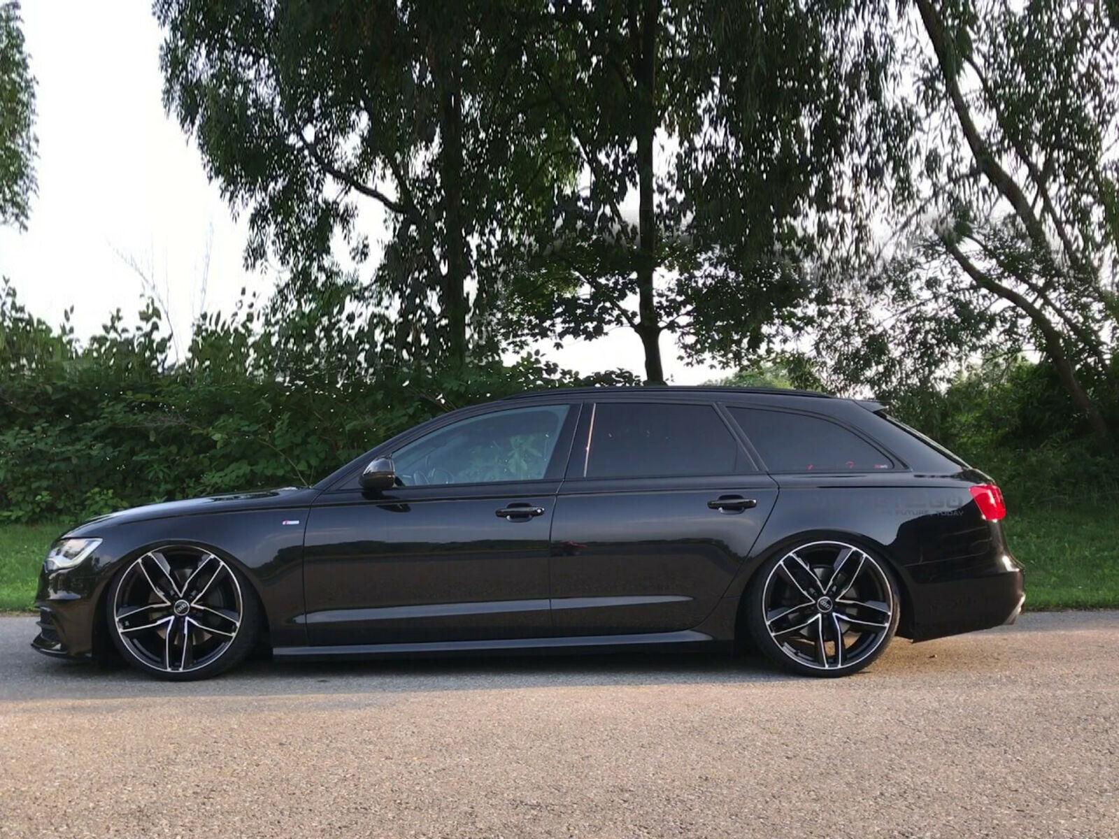 News Alufelgen Audi A6 4g Avant 21zoll Alufelgen Komplettrader Und Sommerrader Mit Abe Ls24 Schwarz Poliert 9x21 Mit Sommerreifen 265 30zr21