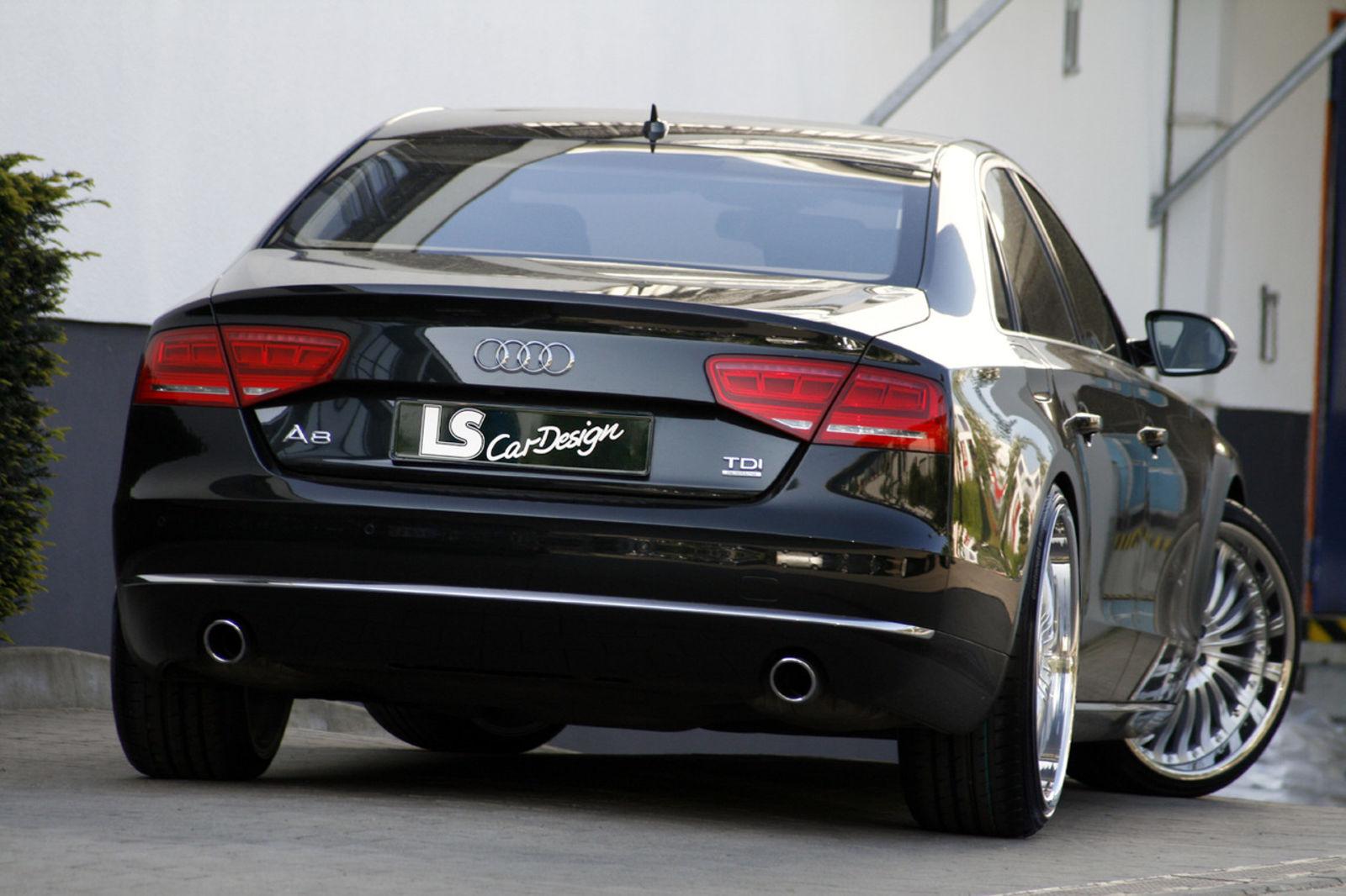 News Alufelgen Neuer Audi A8 4h Mit 22zoll Leichtmetallfelgen