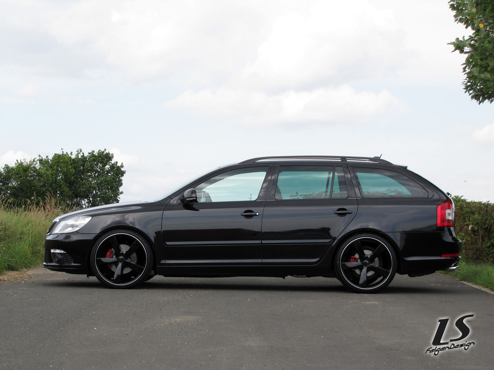 skoda octavia rs typ 1z tuning felgen alufelgen. Black Bedroom Furniture Sets. Home Design Ideas