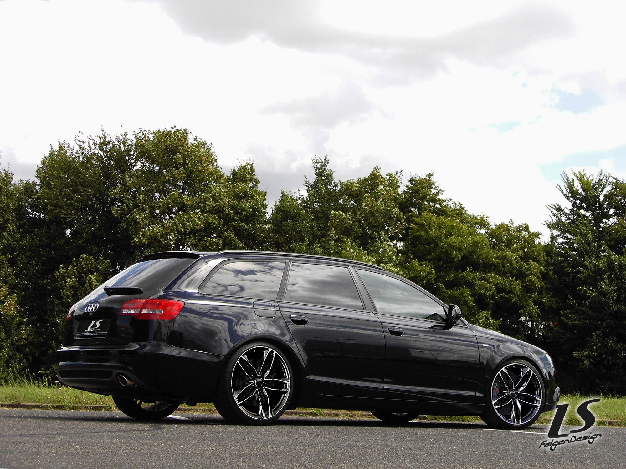 Audi a6 4f 4f1 avant 20zoll 9x20 audi s line felgen alufelgen rotor - Pin Audi A6 S6 Rs6 4g 4f 20zoll Sommerr 195 194 164 Der Alufelgen
