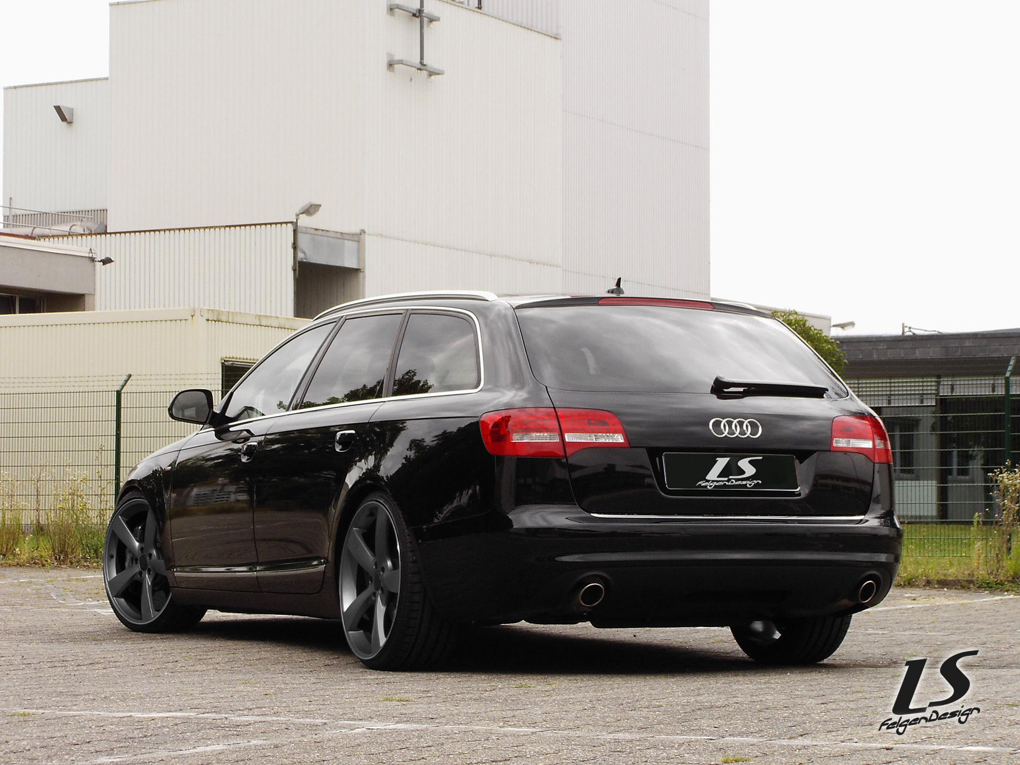 Audi A6 4F