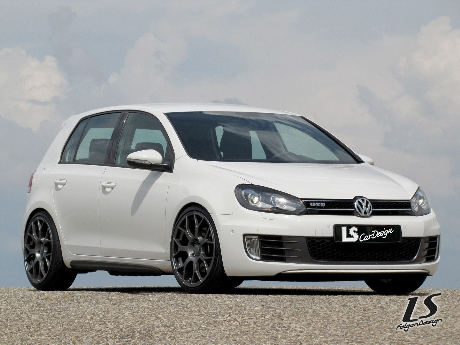 golf 6 gtd vw golf 6 gtd tweaked by mtm autoevolution vw. Black Bedroom Furniture Sets. Home Design Ideas