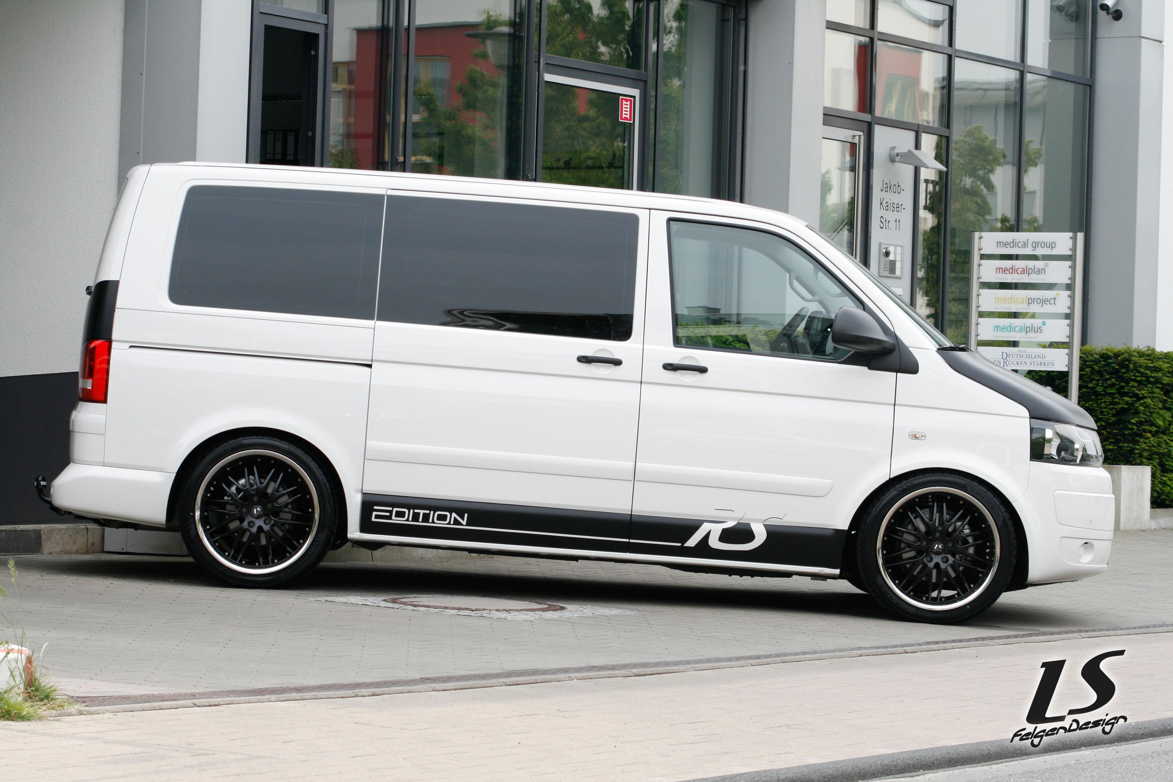 Transporter VW T5 Multivan