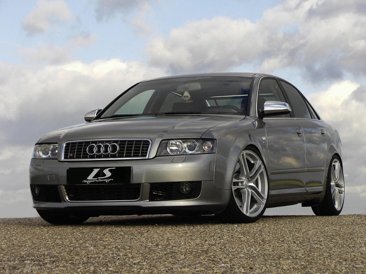 News alufelgen audi a4 s4 umbau typ 8e b6 b7 19zoll for Audi a4 breite mit spiegel