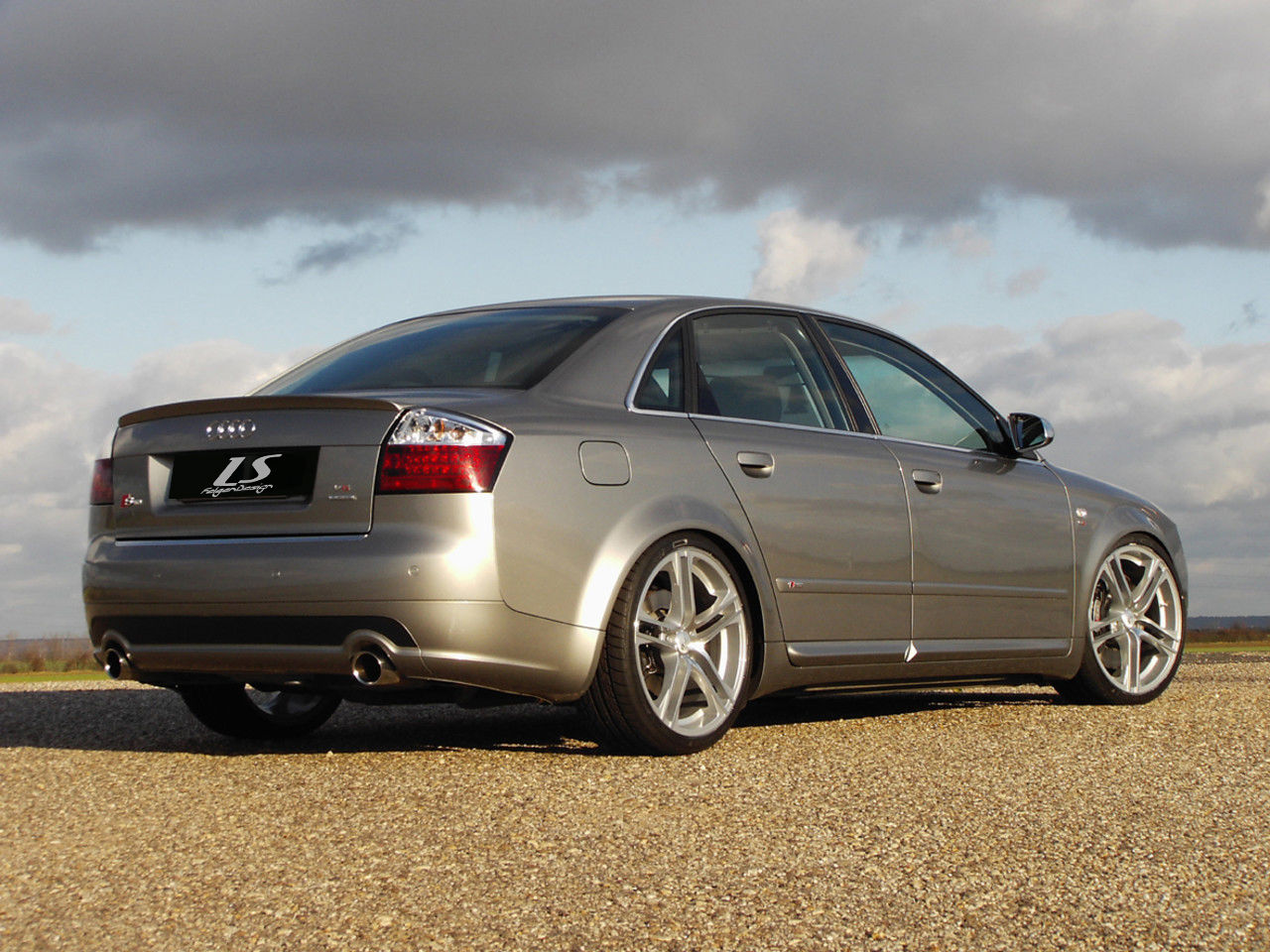 News Alufelgen Audi A4 S4 Umbau Typ 8e B6 B7 19zoll
