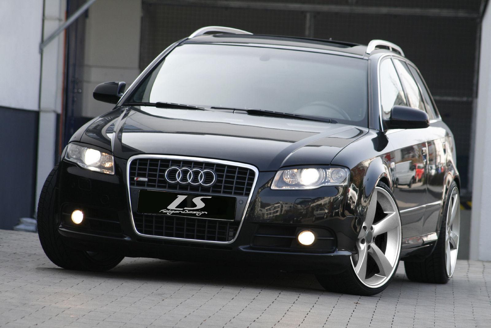 News Alufelgen Audi A4 S4 Avanat B7 8e 9x20 Winterr 228 Der