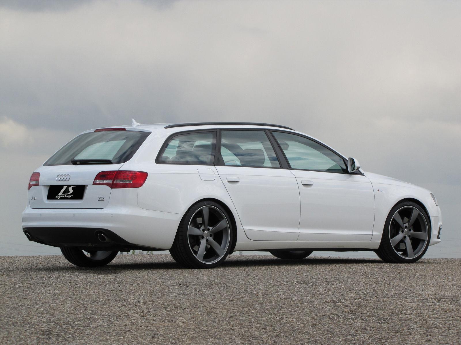 News Alufelgen Audi A6 4b Allroad Mit 19zoll Ls16 Graphit