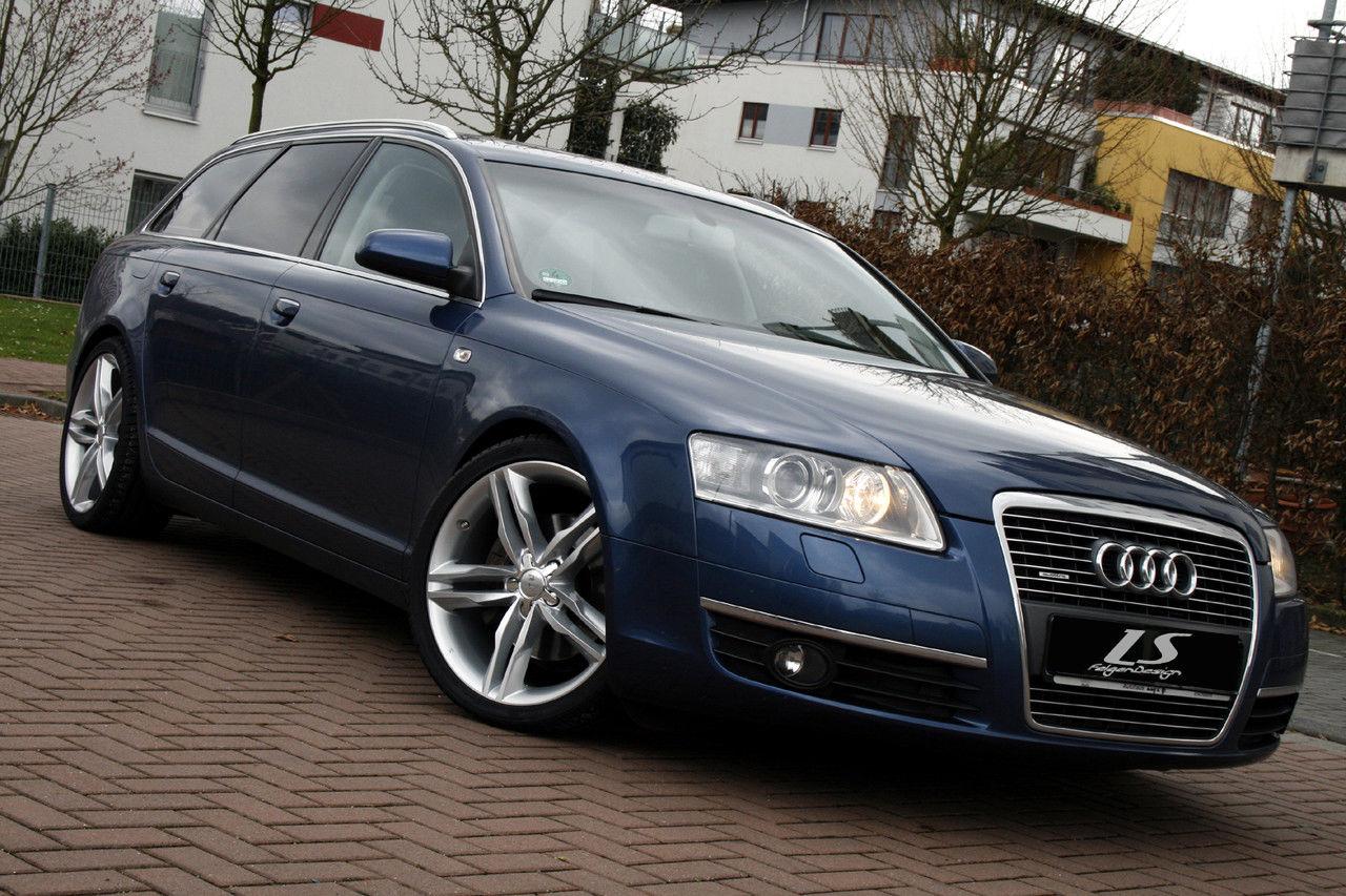 News Alufelgen Audi A6 Avant Mit 19 Ls17 Felgen Tieferlegung