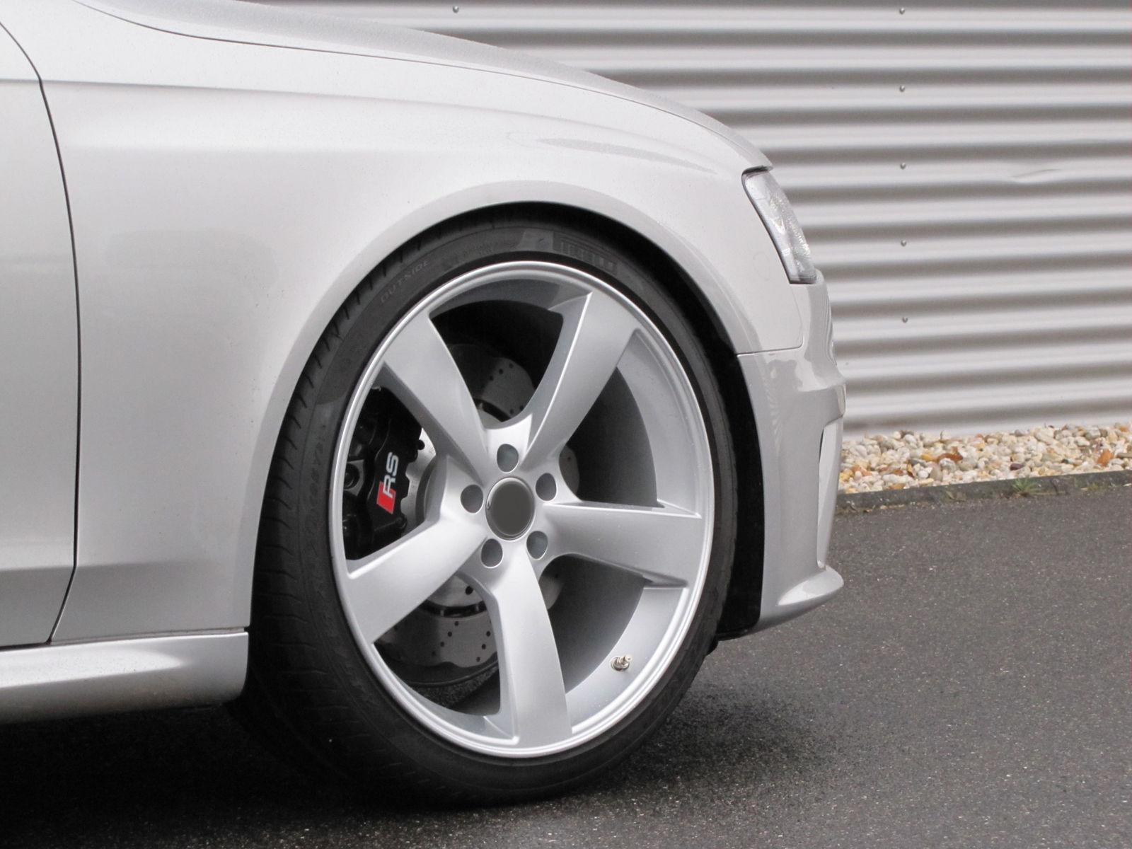Pin F r Audi Rs4 S4 Und A4 B8 8k 20zoll Sommerr der Alufelgen Aus