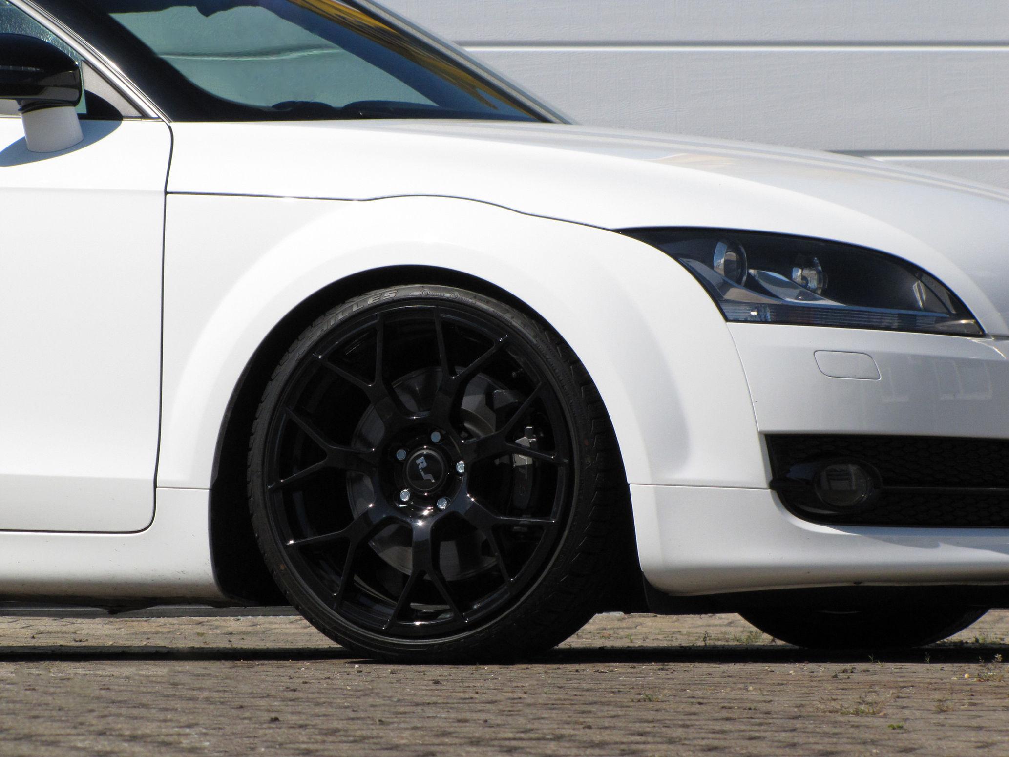 News Alufelgen F 252 R Audi Tt Tts Ttrs 8j 8s 20zoll