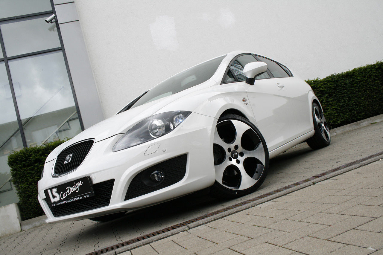 news alufelgen seat leon facelift ls5 19 felgen tieferlegung. Black Bedroom Furniture Sets. Home Design Ideas